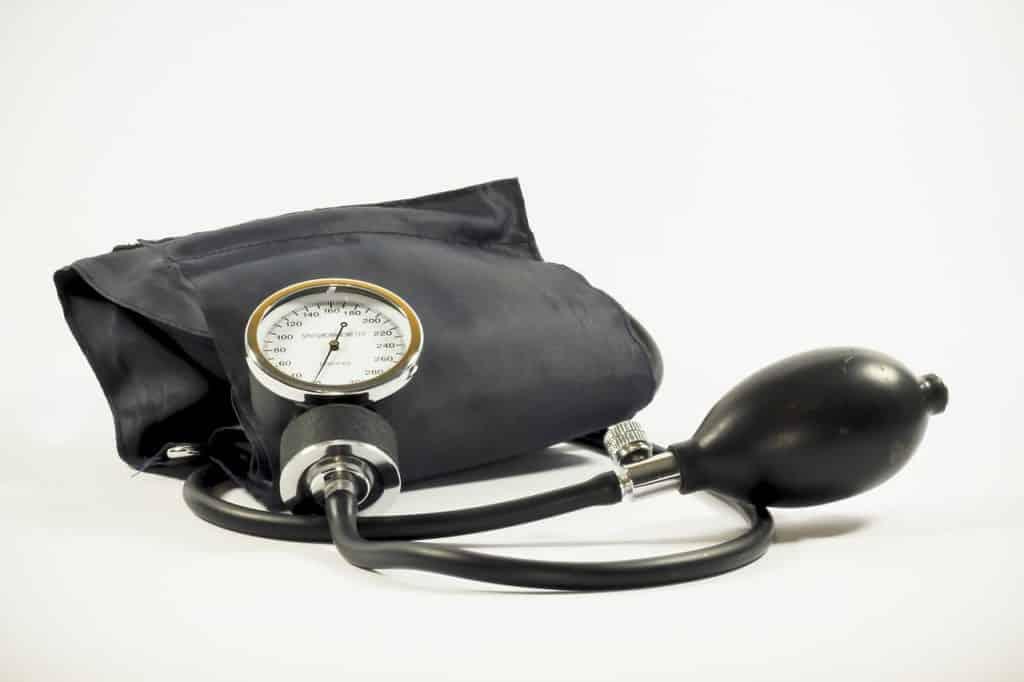 Free monthly blood pressure checks at St. Vincent de Paul Fond du Lac.