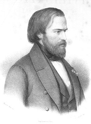 Blessed Antoine-Frédéric Ozanam.