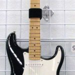 A Starcaster electric guitar for sale at St. Vincent de Paul's Fond du Lac.