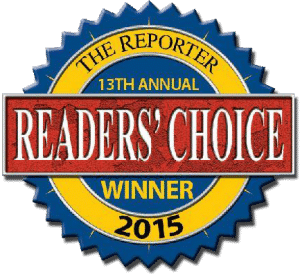 St. Vincent de Paul is a 2015 Reader's Choice Winner.