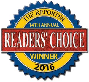 St. Vincent de Paul is a 2016 Reader's Choice Winner.