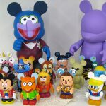 Custom muppet characters for sale at St. Vincent de Paul's Fond du Lac.