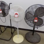 Misc. room fans.