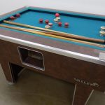 Valley bumper pool table.