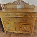 Vintage antique dresser.