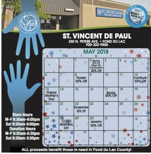 Vinny Card Calendar Sales