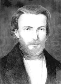 Frederic Ozanam 1813—1853 Beatified Aug. 22, 1997