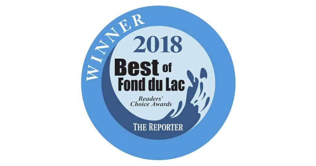FdL Reporter Reader's Choice Awards: Best of Fond du Lac 2018 Winner