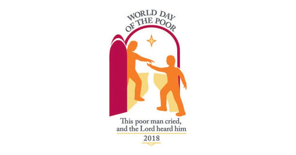 World Day of the Poor 2018.