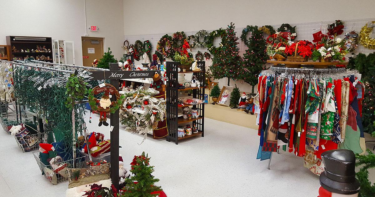 Christmas Items 50% Off   St Vincent de Paul