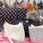Purses for sale at St. Vincent de Paul Fond du Lac.