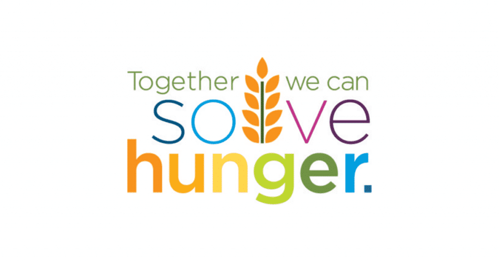 Feeding America Eastern Wisconsin: Together we can Solve Hunger.