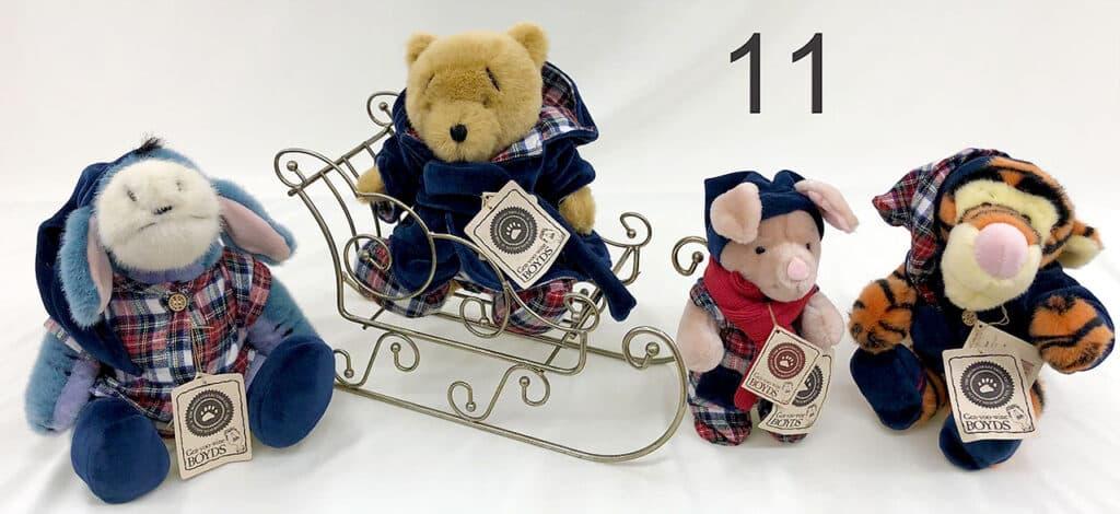 Winnie the Pooh Boyd's Bears.
