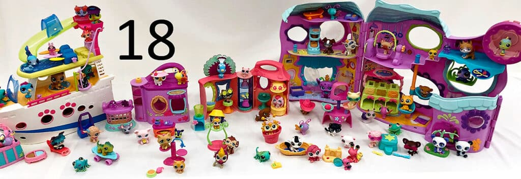 Lps toys.